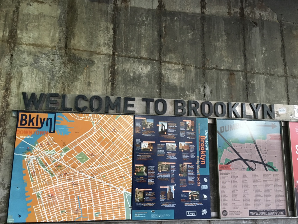 Welcome to Brooklyn!